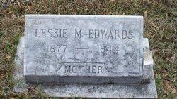 Lessie May <I>Magee</I> Edwards