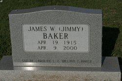 """James Wilson """"Jimmy"""" Baker"""