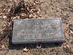 Herschel Laurance Haag Sr.