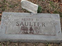 Rener D. <I>Lloyd</I> Saulter