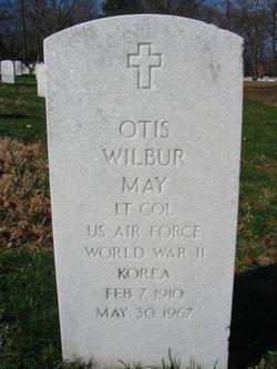 LTC Otis Wilbur May