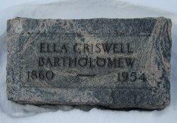 Ella <I>Criswell</I> Bartholomew