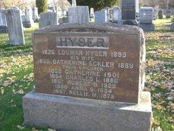 Catherine Hyser