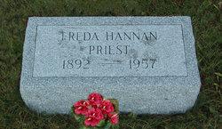 Freda Mabel <I>Hannan</I> Priest