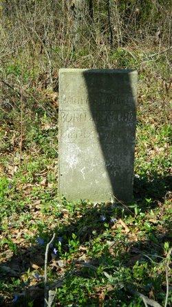Martha Ann Elizabeth <I>Mashburn</I> Lambert