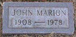 John Marion Sublett