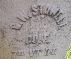 George Washington Stowell