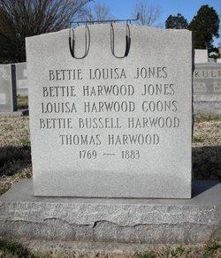 Bettie Louisa Jones