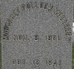 Margaret <I>Pollock</I> McCleery