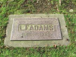 Lewis Frank Adams