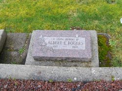 "Albert Edwin ""Bert"" Rogers"