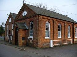 Fressingfield Methodist  Churchyard