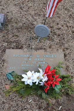 Pvt Richard D. Swezy