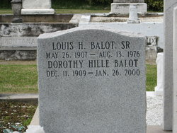 Louis Henri Balot, Sr