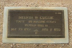 Melvin W Currie