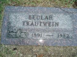 Beulah <I>Ruth</I> Trautwein