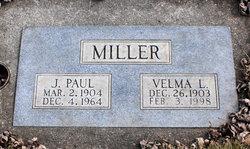 Velma L <I>Ransier</I> Miller