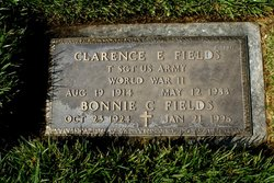 Clarence E Fields