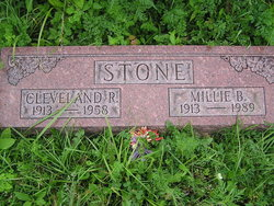 Cleveland R Stone
