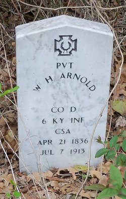 Pvt William Henry Arnold