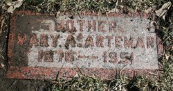Mary A. <I>Pfeiffer</I> Arteman