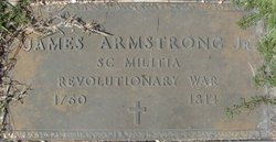 Pvt James Armstrong, Jr