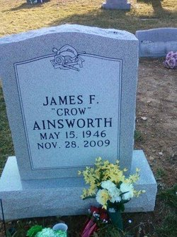 "James F. ""Crow"" Ainsworth"