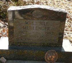 William Lee Mullenger