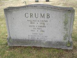 Wallace B Crumb