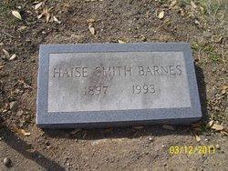 Haise <I>Smith</I> Barnes