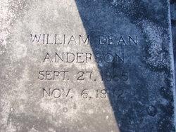 William Dean Anderson