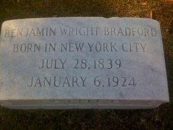 Benjamin Wright Bradford