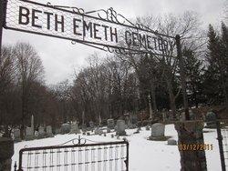 Beth Emeth Cemetery (old)
