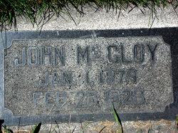 John Mccloy