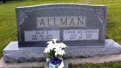 Carrie Lee <I>Barrier</I> Allman
