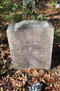 Quincy Manual Watson