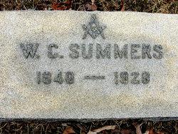 Rev William Carroll Summers