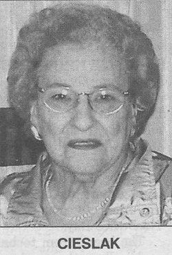 Barbara Elizabeth <I>Bugara</I> Cieslak