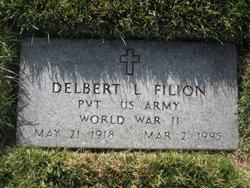 Delbert L Filion