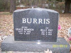 Billy Ray Burris