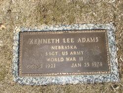 Kenneth Lee Adams