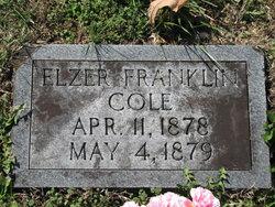 Elzer Franklin Cole