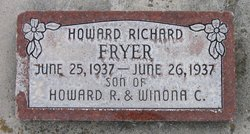 Howard Richard Fryer