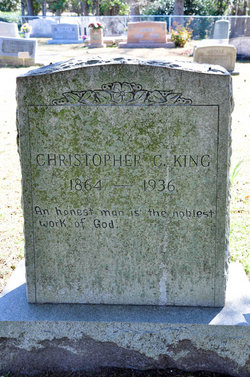 Christopher Columbus King