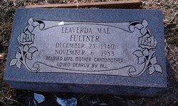 Laverda Mae <I>Webb</I> Fultner