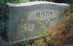 Vick <I>Edney</I> Austin