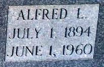 Alfred Leroy Bolin