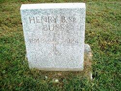 "Heinrich Bernhard ""Henry"" Buss, Sr"