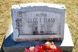 Lillie <I>Faircloth</I> Inman