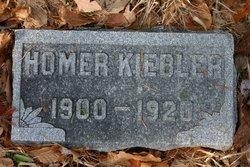 Homer Kiebler